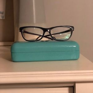 Tiffany's Frames with prescription 7.00 and 5.5